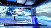 Ouragans - Ophelia menace la Bretagne