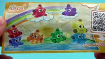 10 Kinder Surprise Eggs Opening - Kinder Toys, Minions Toys - Surprise Eggs Toys