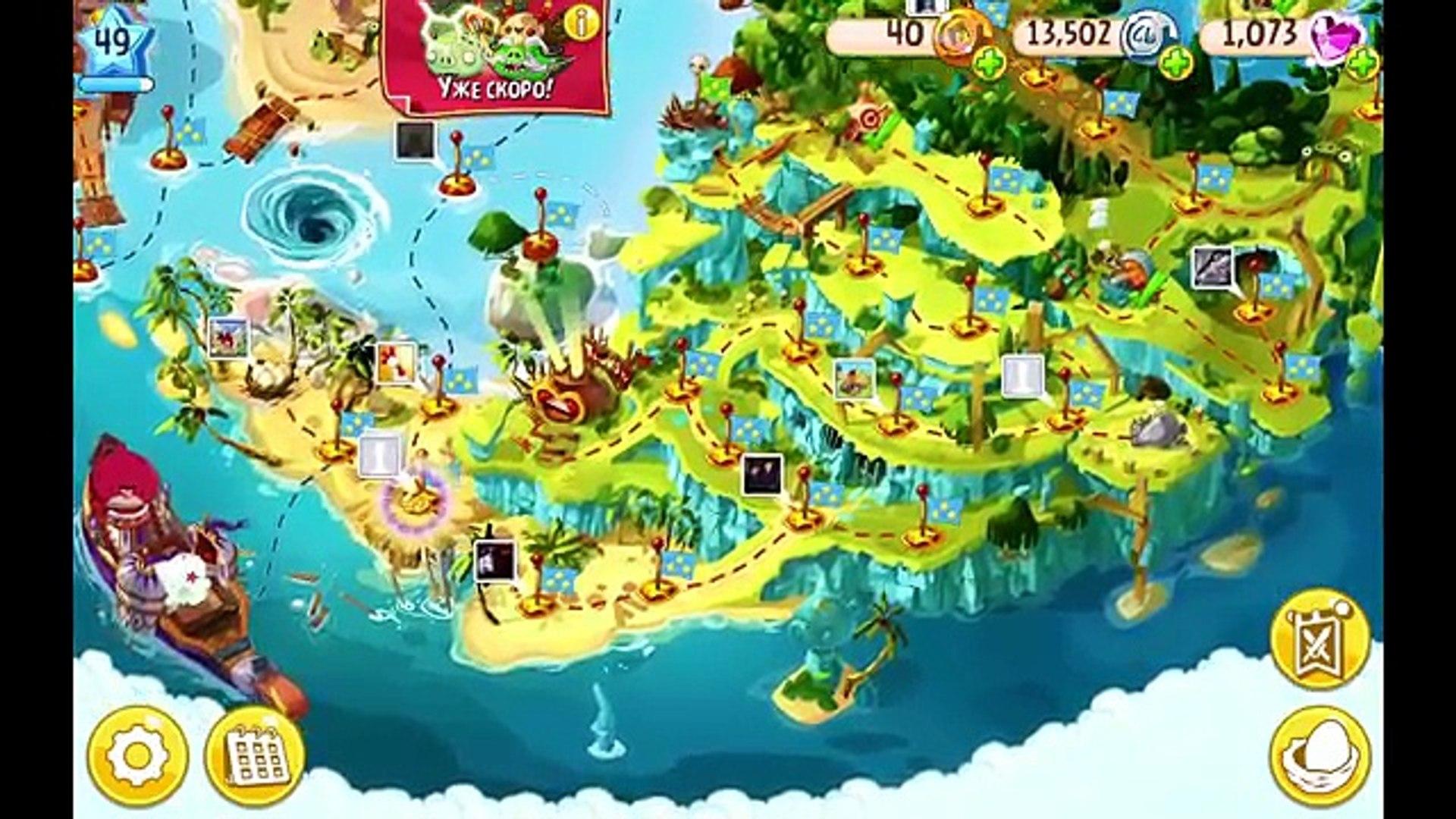 Angry Birds Epic #199 Геймплей Прохождение Gameplay Walkthrough Part 199