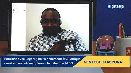 Entretien avec Leger Djiba, 1er Microsoft MVP Afrique Ouest/Centre FR - Initiateur de A2DG