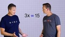 Algebra Basics: Solving Basic Equations Part 2 - Math Antics