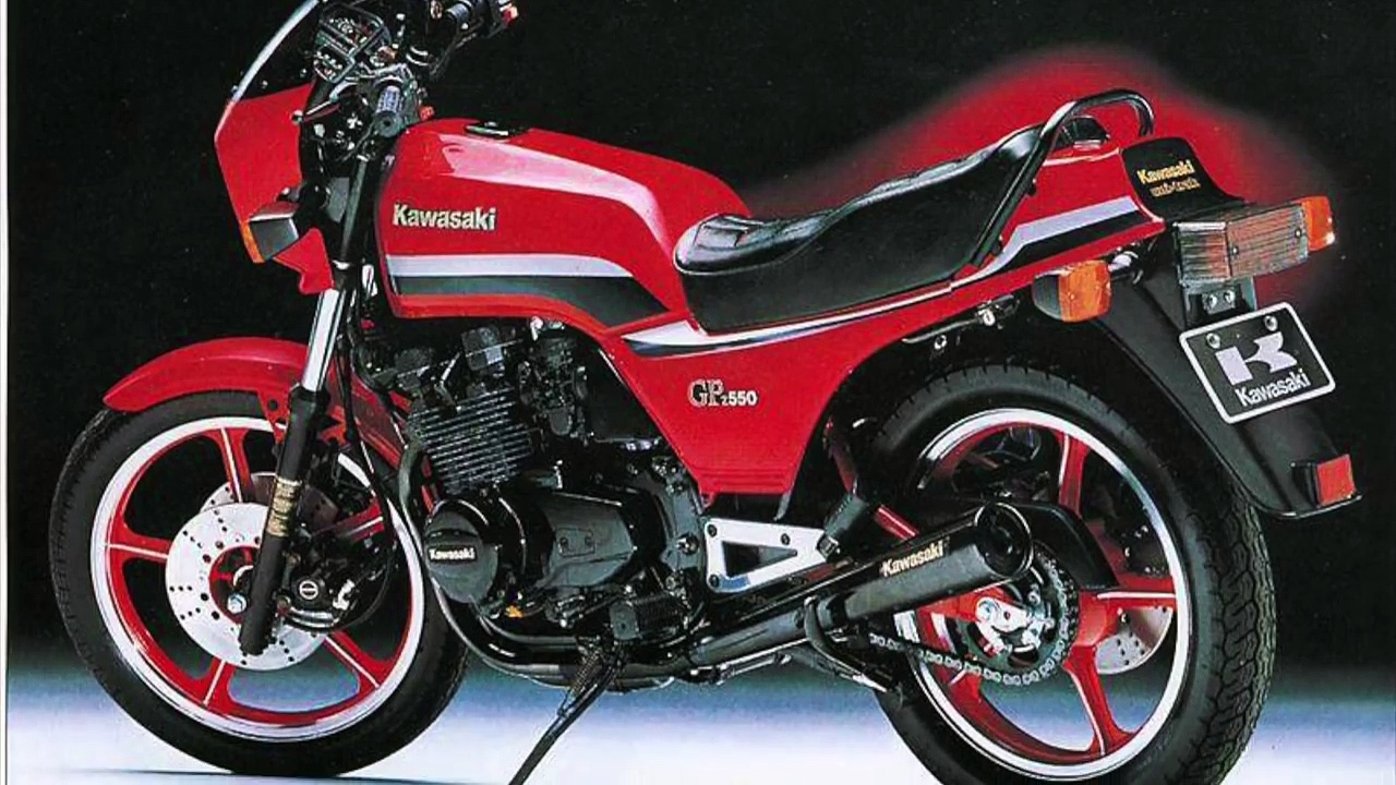 History of Kawasaki Motorcycles