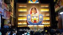 Kalighat 66 Pally Durga Puja Pandal 2017-Kolkata Durga Puja