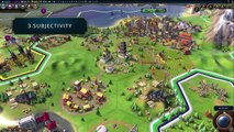 Civilization VI ► Why all the HATE on Civ 6s Art Style / Graphics?
