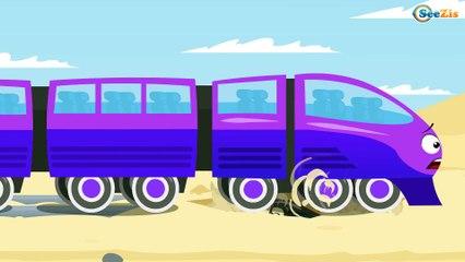 Pequeño Camión - Episodios completos en español infantiles - Carritos para niños