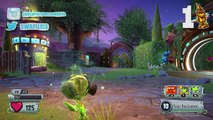 Plants Vs Zombies Garden Warfare 2: Gnome Mans Land