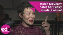 Helen McCrory: Peaky Blinders episode one is BEST EVER!
