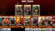WWE Immortals - Dean Ambrose All Combos + 1st Bray Wyatt Acquired