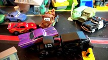 Disney Pixar Cars TORNADO Destorys Radiator Springs