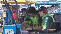 Monster Energy NASCAR Cup Series Talladega 2017 McMurray Big Crash
