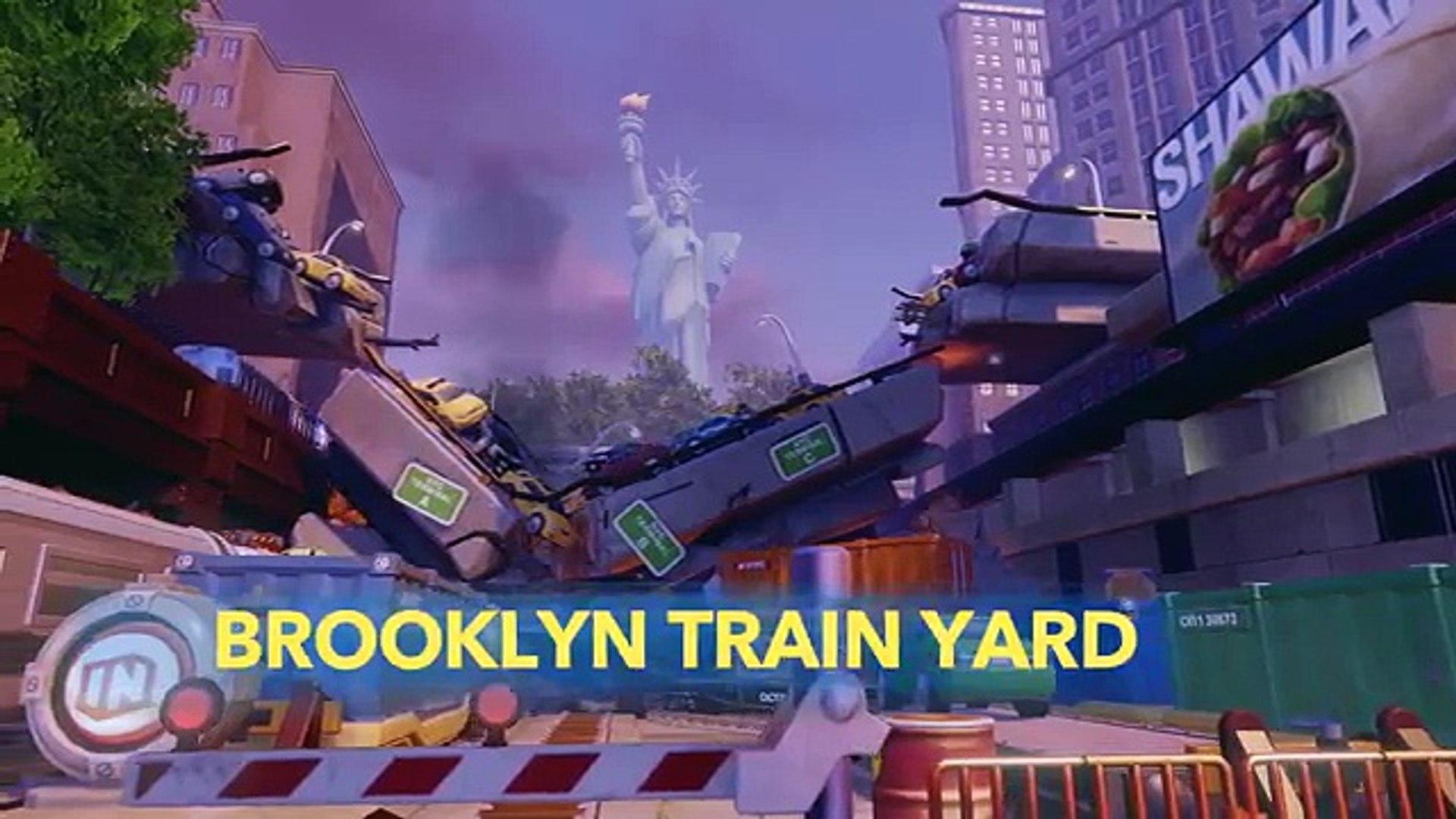 Rocket Raccoon VS Groot Marvel Battlegrounds Disney Infinity 3.0
