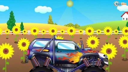 Трактор Павлик - Развивающие мультики для детей - Мультфильмы про машинки
