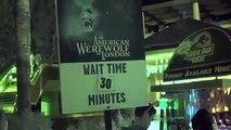 An American Werewolf in London : Night Vision - Halloween Horror Nights new Universal Studios