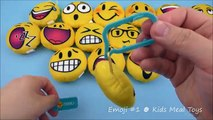 2016 McDONALDS EMOJI PLUSH SMILIES COMPLETE SET 16 SMILEY SMILE HAPPY MEAL KIDS TOYS COLLECTION