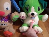 Fisher Price Laugh and Learn vs. LeapFrog My Pal Scout