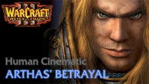 Warcraft III: Reign of Chaos - Human Campaign - Cinematic: Arthas' Betrayal