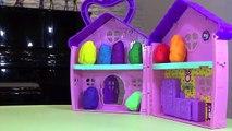 Huevos play doh huevos plastilina sorpresa play doh surprise eggs plastilina juguetes play doh toys