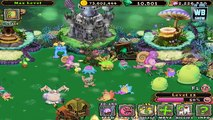 How to breed Rare REEDLING Monster 100% Real in My Singing Monsters! [WATER ISLAND]