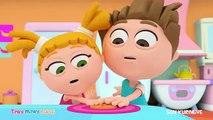 Kukuli - En Sevilen Komik Videolar | En Güzel Şakalar 4 | Çizgi Film Çocuk Şarkıları 2017