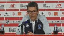 Foot - L1 - Troyes : Garcia «Il n'y avait pas de plan anti-lillois»
