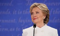 Hillary Clinton calls out Trump for decertifying Iran deal