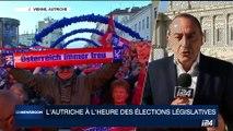 Elections en Autriche : 6,4 millions d'électeurs appelés aux urnes