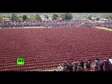 'Dance of Thousand Hands': 10,001 Indonesians break Saman dance record, wow audience