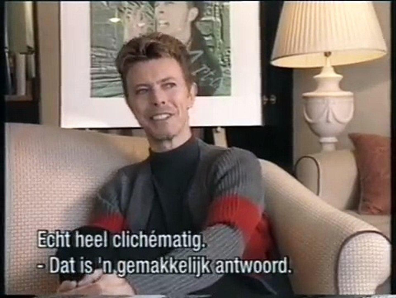 David Bowie 1996 interview