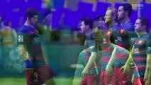 EA- FIFA 16 GAMEPLAY - FC BARCELONA vs Real Madrid (No Commentary) FIFA 16 DEMO [ PS4 / XBOX ONE]