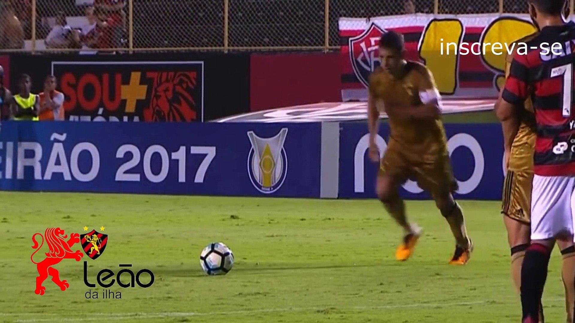 Vitória 1x2 Sport | Narração de Roberto Queiroz |(12/10/2017)