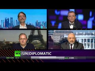 CrossTalk on UNGA: (UN)Diplomatic