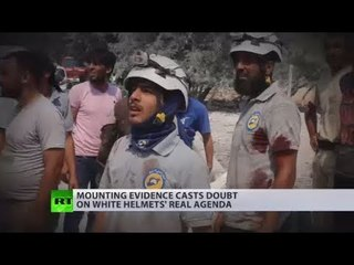 'They don't care about us': Syrians on White Helmets' true agenda