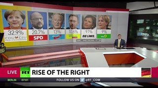Historic vote: Right-wing AfD party enters German parliament