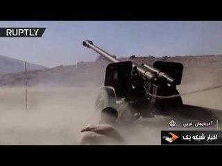 Massive drills held near Iraq border ahead of Kurdish referendum