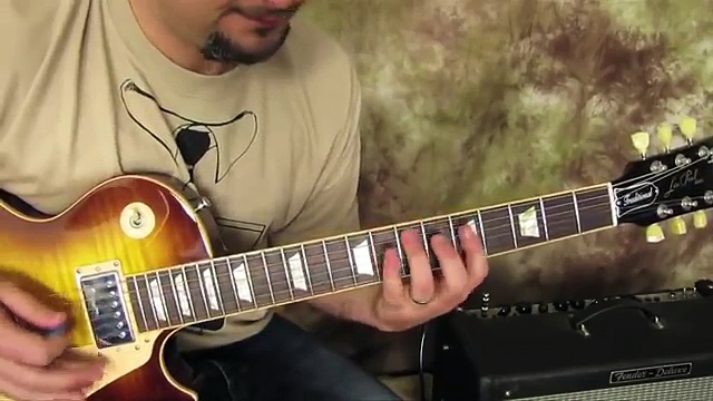 Learn To Solo In 10 Minutes – Beginner Guitar Lesson (ROCK ON)