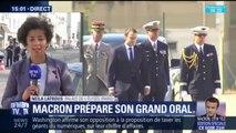 Interview d'Emmanuel Macron: quelles vont être les thématiques abordées ce soir?