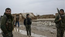 Fight For Syria's Raqqa Gears Up As ISIS Fighters Flee