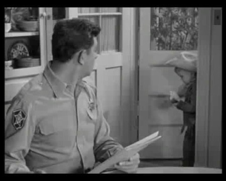 Andy Griffith for Jello w/ Leon (Clint Howard) - Leon Speaks! - 1960s