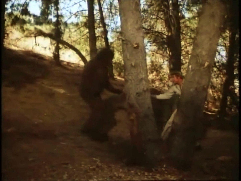 Six Million Dollar Man (Steve Vs. Bigfoot)