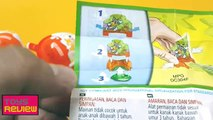 Kinder Joy Surprise Egg unboxing - Tom and Jerry , Car , Detective Glass Toy