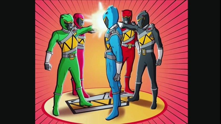 POWER RANGERS: DINO CHARGE RUMBLE - Chapter 7 - Super Mega Mayhem