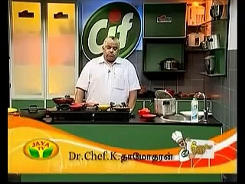 Rava Pongal by Chef Dhamu