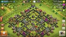 Clash of Clans - KB 9da Hızlı Duvar Taktiği   15 Dakikada 2 Milyon Ganimet Nasıl Kasılır?