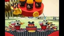 Festa Mickey e Minnie, Decoração, muitas ideias legais para vcs!