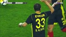 3-1 Batuhan Altintas Goal Turkey  Süper Lig - 15.10.2017 Fenerbahçe SK 3-1 Yeni Malatyaspor