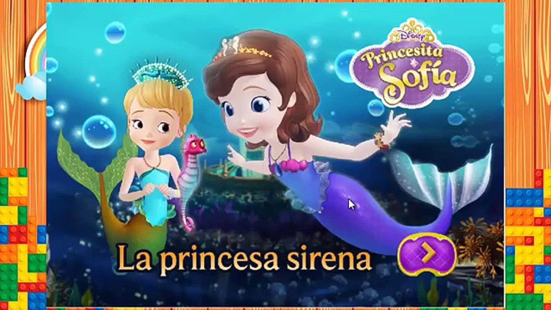 La Princesa Sofia Una Historia De Sirenas Princesita Sofia La Princesa Sirena