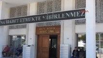 İzmir Çeşme'de Camiden Hırsızlık Güvenlik Kamerasında