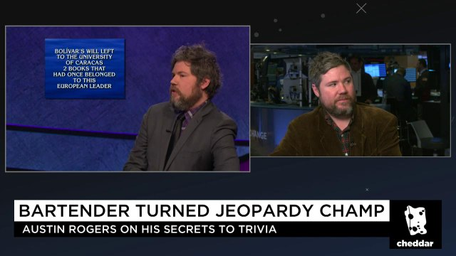 """""""Jeopardy!"""" Champ Austin Rogers: """"I Lost the Right Way"""""""