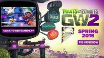 Plants vs. Zombies: Garden Warfare 2 Cinematic Trailer | PVZ GW Best Off Gameplay
