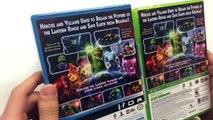 Lego Batman 3 Beyond Gotham ( PS3 / PS4 / PS Vita / 3DS / Wii U / Xbox 360 / Xbox One) Unboxing !!